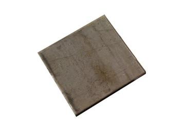 Rezanie oceľového plechu na veľkosť formy