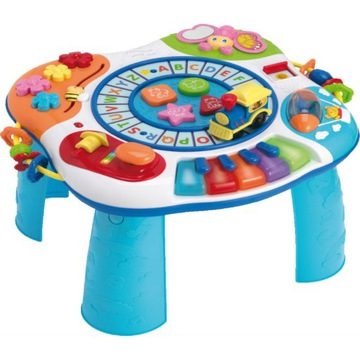 SMILY PLAY MUSIC TABLE EDUCATIONAL TABLE PL
