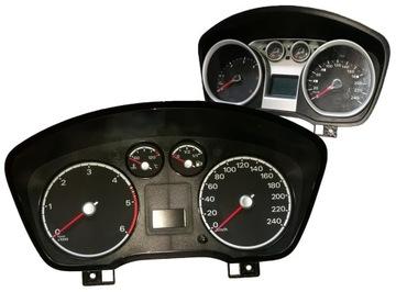 Oprava tachometra / hodín ford focus mk2 / Volvo