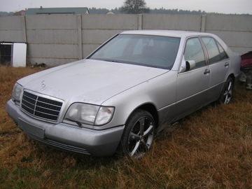Mercedes Klasa S W140 1992 mercedes w 140 całość lub nie, zdjęcie 1