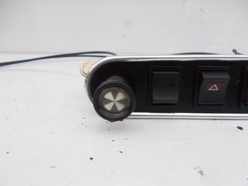 Austin Mini Morris Cooper Panel řízení Knoflíky Zánovní Za
