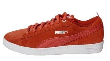 Buty damskie Puma Smash w Sportowe buty damskie Puma