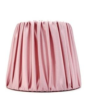 Абажур Lampshade Ruffled Cone Powder Pink 12x17x1