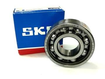 Комплект подшипники прокладки двигатель skf c3 wsk 125, фото 1