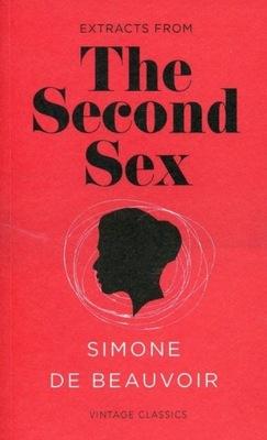 The Second Sex De Beauvoir Simone