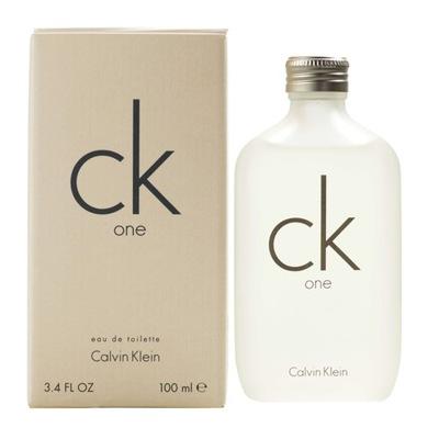Calvin Klein CK One, 100 мл, туалетная вода доставка из Польши Allegro на русском