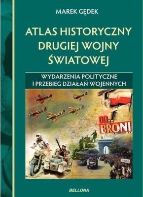 Atlas historyczny drugiej wojny światowej Wydarzen
