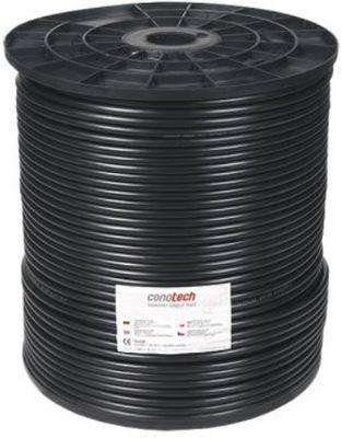kabel koncentryczny antenowy NS100 ŻEL-owy 100m