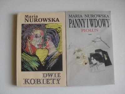 NUROWSKA - DWIE KOBIETY + PANNY I WDOWY * PIOŁUN