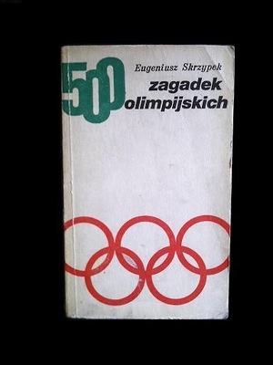 SKRZYPEK-500 ZAGADEK OLIMPIJSKICH WP/ZAGADKI SPORT