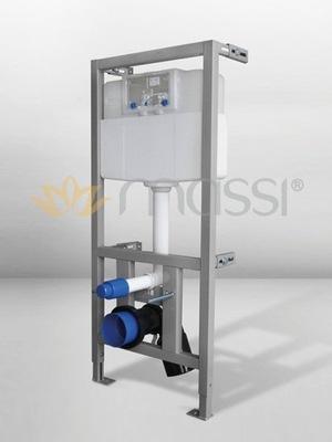 Montážny rám pre závesné WC - MASSI IPPO PRO podomietkový WC rám 120x50cm