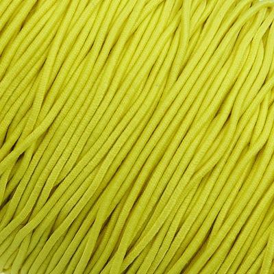 резинка круглая ??? БРАСЛЕТЫ ЖЕЛТЫЙ Желтый 1мм 2M