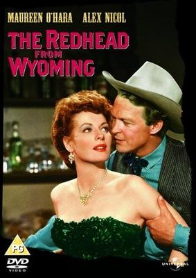 Rudzielec z Wyoming  M. O'Hara western DVD od ręki