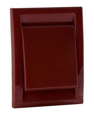 Konektor plastové DECO, červená vysávač