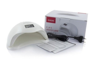 lampa do manicure hybrydowego SUN5 DUAL UV LED 48W