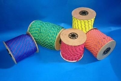 шнурок Трос плетеный 5мм 100 мб