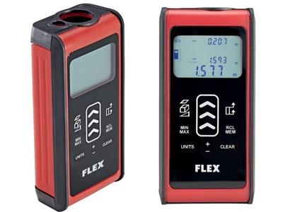 Diaľkomer -  FLEX ADM 60-T dalmierz laserowy 60m dotyk ROBO-KOP