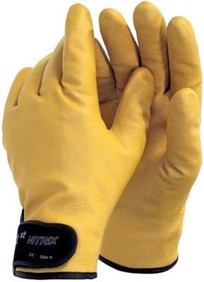 Pracovné rukavice VODOTESNÉ IZOLOVANÉ Nitrix r: 9