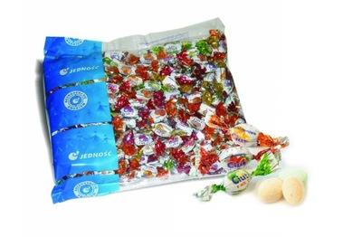 Единство Таблетки конфеты ЧУТЬ с витамином C 1кг
