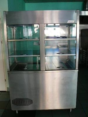 Witryna chłodnicza, bar chiński podświetlany. VAT!