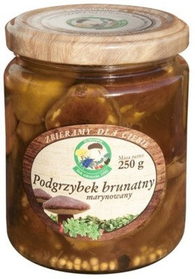 польськие грибы РАССОЛ - 250 г