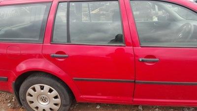 Drzwi Tylne Tył Prawe VW Golf 4 IV LY3D 03r Kombi