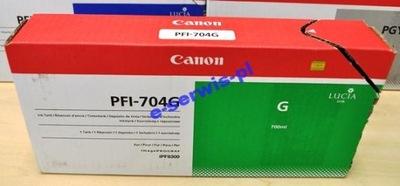 TUSZ CANON PFI-704G iPF8300 * ORYGINAŁ * FV