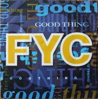 FINE YOUNG CANNIBALS - Good Thing - FYC - NM