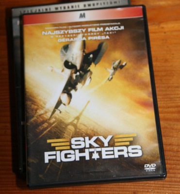 SKY FIGTERS  DVD
