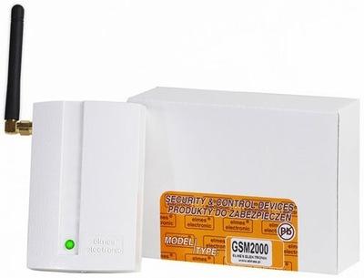 MODUL ELMES GSM2000 NA SMS UPOZORNENIE