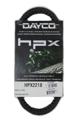 DAYCO РЕМЕНЬ КАРДАННЫЙ ATV YAMAHA KODIAK 400/450