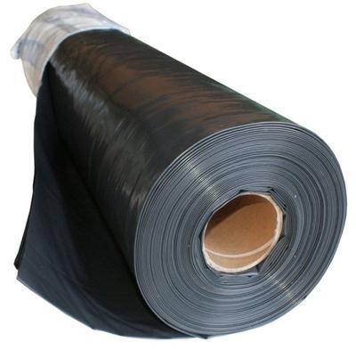 пленка СТРОИТЕЛЬНАЯ ИЗОЛЯЦИОННАЯ черная 8x33 mb Тип 300
