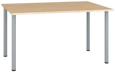 Kancelársky stôl 29 OPTIMÁLNE SONOMA Svetlý ŠTÝLOVÉ MODERNÉ HNEDÉ kožené kancelárske stoličky