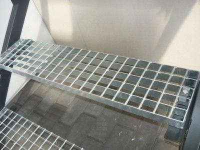 степень простой wema 800x175 оцинкованный ,   металлические