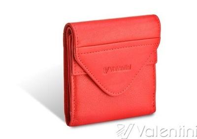 e85cdb0c6531c Portfel unisex Valentini Black   Red Diamond - 6271340482 ...