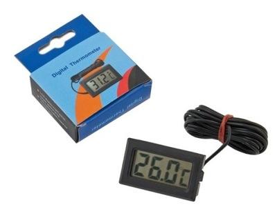 электронный термометр ЖК-дисплей зонд