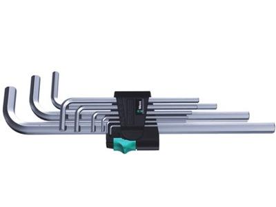 Chrómové kľúče Long Wera 950L / 9SM