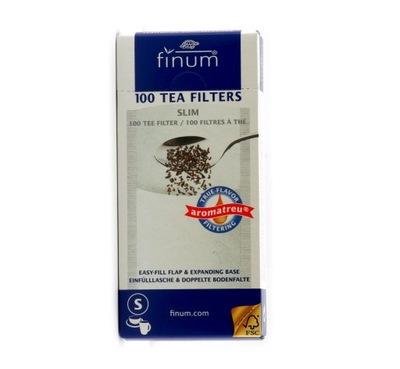 Фильтры Бумажные пакеты FINUM (100 штук .) размер S