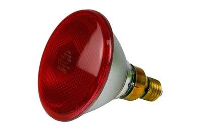 Лампа лампа kwoka лампа 100W Kerbl красн .