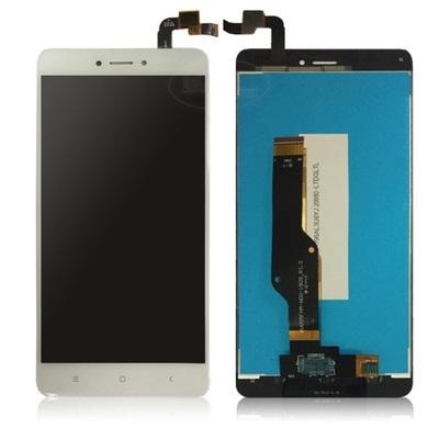 Xiaomi Redmi note 4X LCD Digitizer Ekran biały