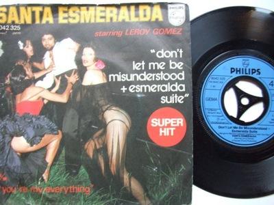 SANTA ESMERALDA - DONT LET ME BE MISUNDERSTOOD SUI
