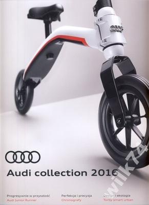 Audi i Audi Sport Collection Magazyn 2016 polski