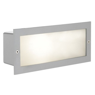 Nájazdové, nášľapné svietidlá - Lampa dogruntowa ZIMBA III Eglo odlew aluminiowy