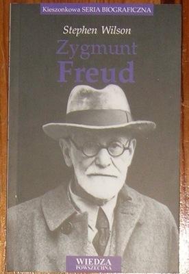 ZYGMUNT FREUD Stephen Wilson