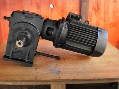 silnik elektryczny 3 kw motoreduktor 35 obr/min