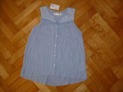 H&M śliczna NOWA bluzeczka w roz. 146/152