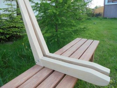 Stelaż do siedziska huśtawki ogrodowej
