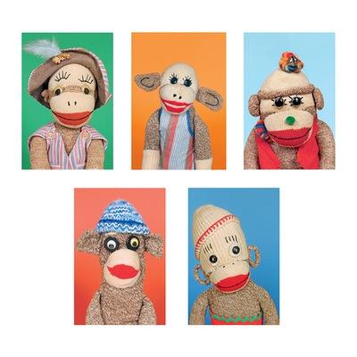 IKEA KORT zestaw pocztówek 5szt.