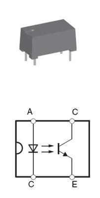 [STcs] CNY64B pojedyńczy transoptor CNY64 B CNY