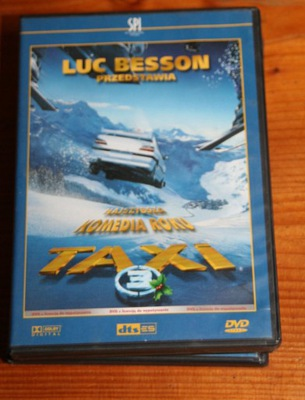 TAXI 3      DVD